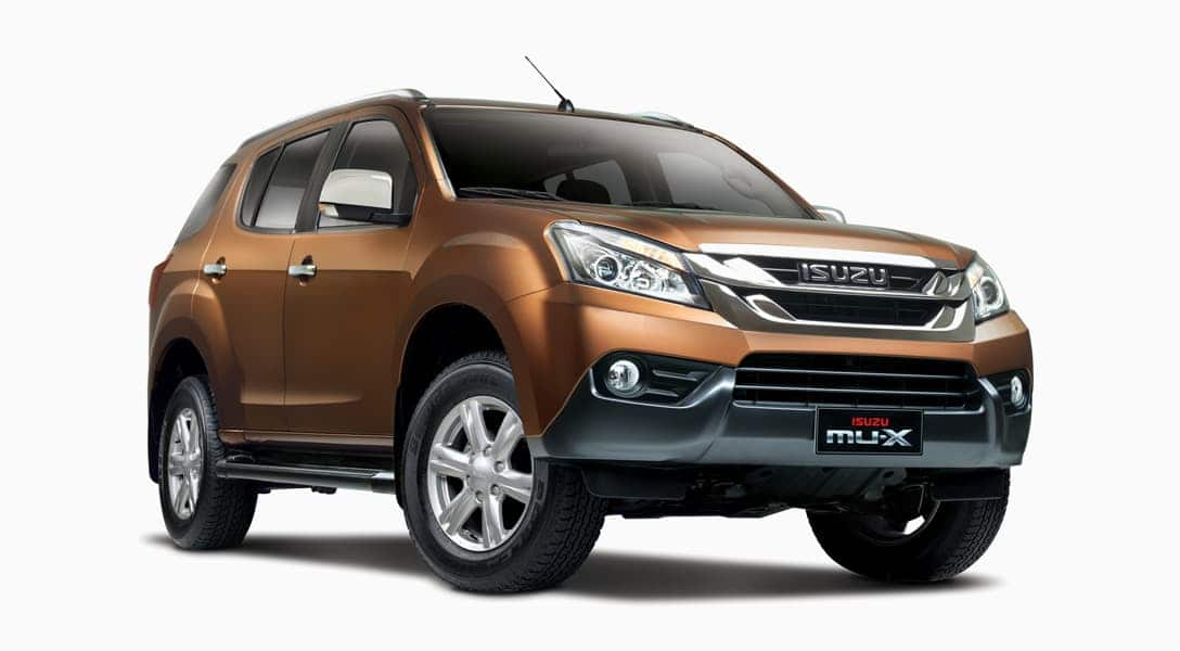 GST Effect: Isuzu D-MAX V Cross, MU-X SUV India prices reduced