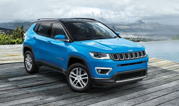 Jeep Compass Records 10,000 Unit Sales; Prices to be Increased by up to 4 Percent