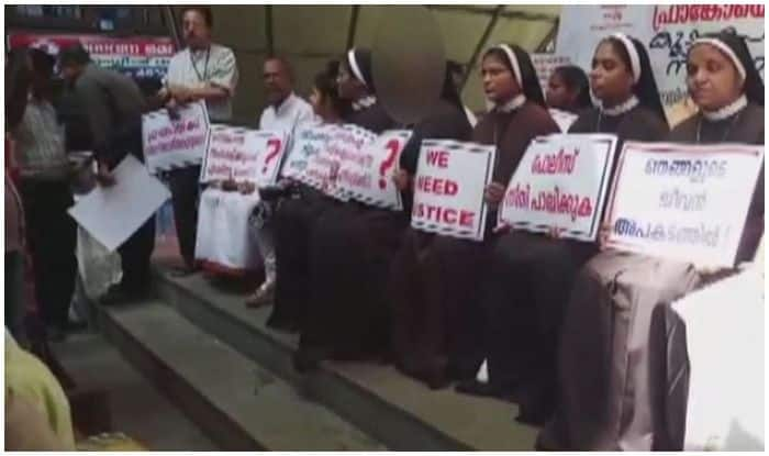 Kerala Rape Case: Four Nuns Who Protested Against Franco Mulakkal Transferred by Church