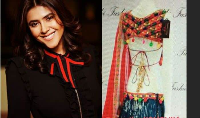 Kasautii Zindagii Kay 2: Ekta Kapoor Shares Komolika's Sexy Outfit And We Can't Wait to See Who Will Play Her Role
