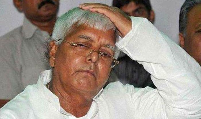 Lalu Cites Mosquitoes, Stray Dog Barks Seeking Shifting to Another Ward in Hospital; JD(U) Takes a Dig