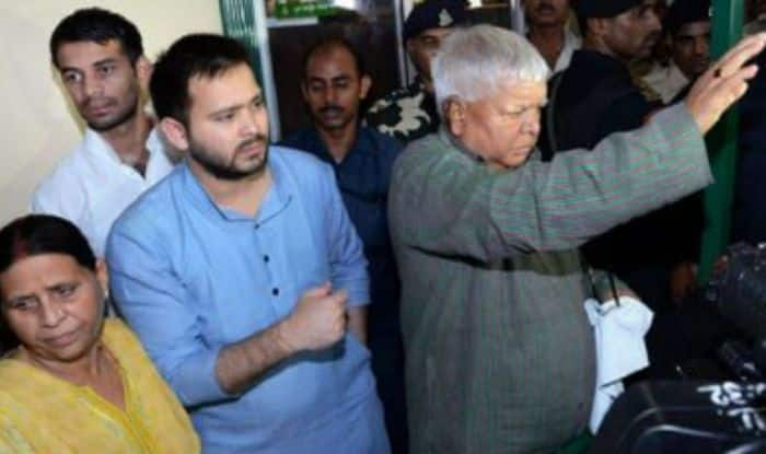 IRCTC Scam Case: Lalu, Rabri, Tejashwi Yadav Summoned by Delhi Court to Appear on October 6