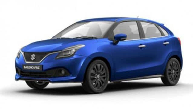 Live – Maruti Suzuki Baleno RS launch Updates: Price in India, Engine Specifications, Features, Mileage and Variant details of Baleno RS