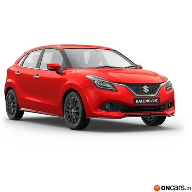 Maruti Suzuki Baleno RS launching today: Baleno RS Turbo-Charged Boosterjet Price in India, Interior, Engine Specification, Ground Clearance and other details