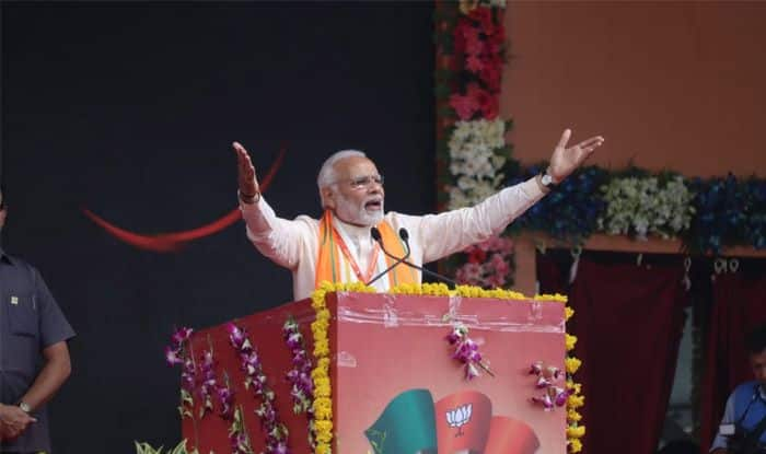 PM Narendra Modi on Maiden Visit to Sonia Gandhi's Turf Rae Bareli Today, to Inaugurate Projects Worth Rs 1,100 Crore