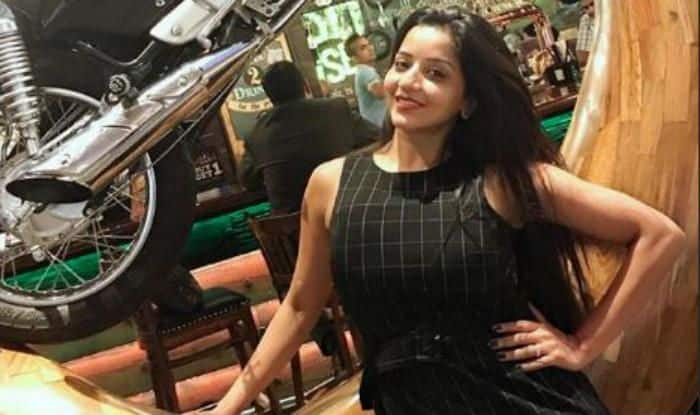 Bhojpuri Hottie Monalisa is Making Fans go Crazy in Airport Looks With a Sexy Black Jumpsuit – See Pictures
