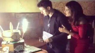 अपने जन्मदिन पर निक ने काटे तीन केक, प्रियंका वाले केक पर लिखी थी ये खास बात
