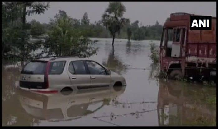 Cyclone 'Daye' Triggers Heavy Rainfall in Odisha; Several Districts Flooded, Malkangiri Worst Affected