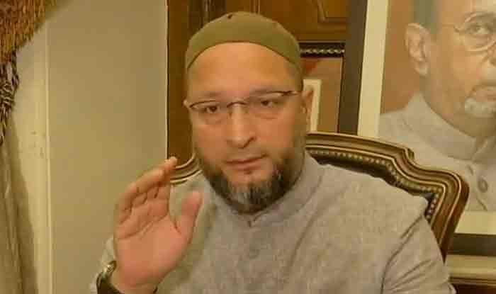 US President is Not Aware of India's Rich Legacy, Says Asaduddin Owaisi on Trump Calling Modi 'Father of India'