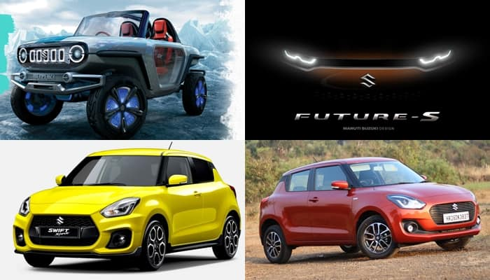 Maruti Suzuki India to Showcase over 18 Vehicles at Auto Expo 2018