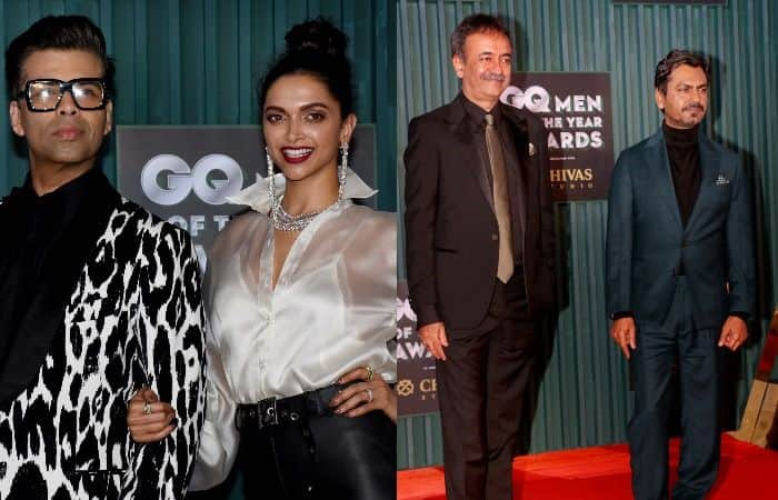GQ Awards, Picture Courtesy- Yogen Shah