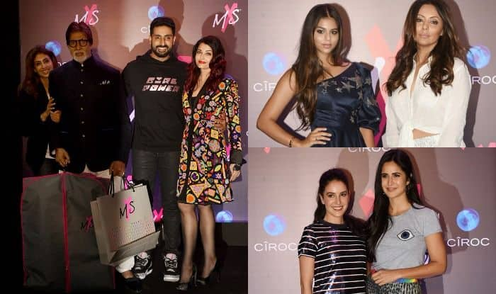 Shweta Bachchan Nanda Launches Label, Amitabh Bachchan Beams With Pride, B-town Celebs Arrive to Support Her, See Pics