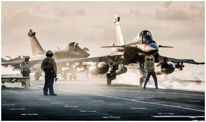 Rafale Deal: Present Deal Much Better Than What Was Obtained in 2008, Says Deputy IAF Chief