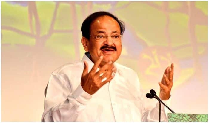 India-Pakistan Standoff: 'We're Capable of Combating Terrorism by Ourself, We've Shown it Recently,' Says Vice-President M Venkaiah Naidu in Paraguay