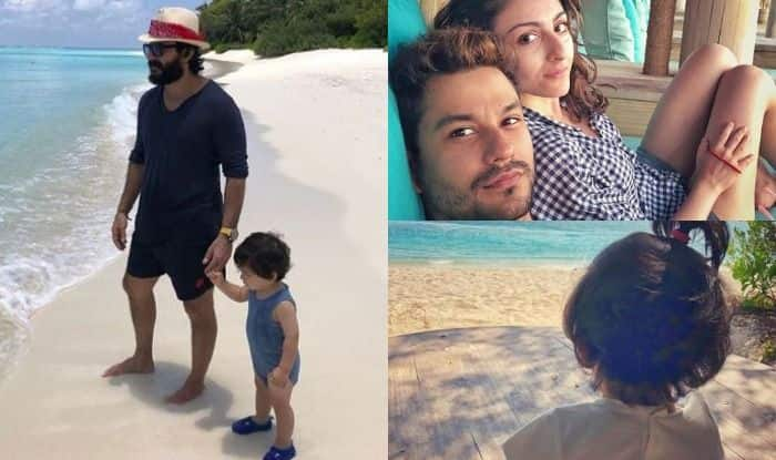 Saif Ali Khan, Kareena Kapoor Khan And Taimur Ali Khan's Maldives Vacation Continues, Soha Ali Khan and Kunal Kemmu Share Pictures