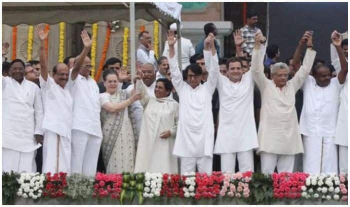 Mayawati's BSP to Contest on All Seats in Madhya Pradesh in 2019, Puts 'Mahagathbandhan' Plans in Jeopardy