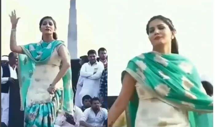 Haryanvi Siren And Chori 96 Fame Sapna Choudhary Makes Her Fans Crazy as She Flaunts Her Desi Thumkas on a Haryanvi Song, Watch
