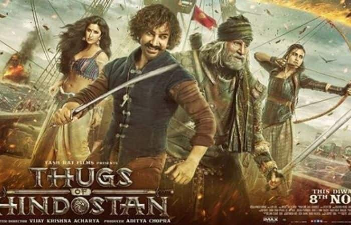 Thugs of Hindostan Hit by Piracy: Amitabh Bachchan, Aamir Khan Movie Leaked Online on Day 1 by Tamil Rockers in HD Quality