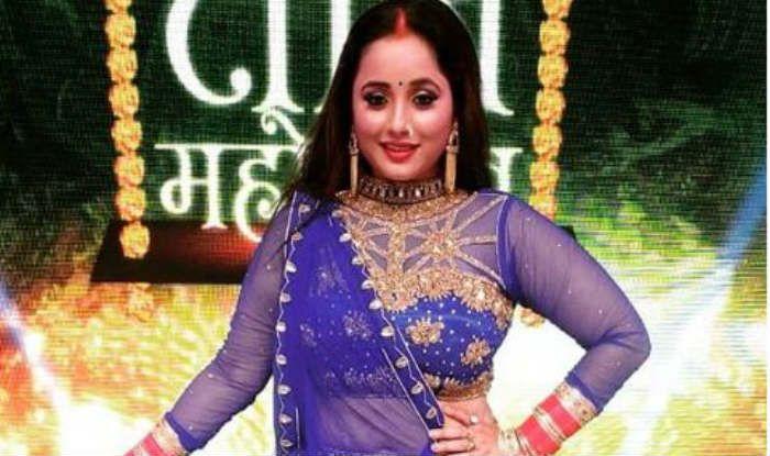 Bhojpuri Hotness Rani Chatterjee's Sexy Dance Moves at Teej Mahotsav Will Make You Crazy, Watch Video
