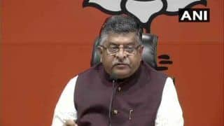 Pakistan Stops Mail From India Since August 26, 'Violates International Rules', Says Ravi Shankar Prasad