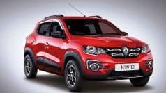 Renault KWID sells 1.75 lakh units in India; GST effect reduces prices