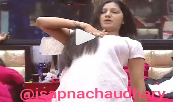 'खुला है मेरा पिंजरा' पर सपना चौधरी ने किया जबर्दस्त डांस, यहां देखें VIDEO
