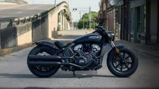 Indian Scout Sixty, Chieftain Dark Horse, Scout Bobber & Others Becomes Cheaper by up to INR 3 Lakh