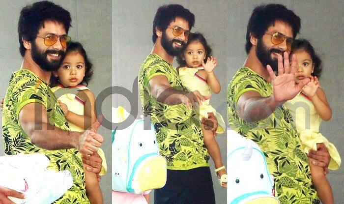Shahid Kapoor And Misha Kapoor Visit Mira Rajput at Hospital, Check Out Latest Pics