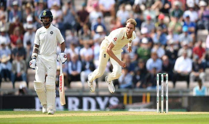 India vs England 4th Test: Stuart BroadIssues Warning For India, Says Virat Kohli & Co Will Face a Tough Run Chase