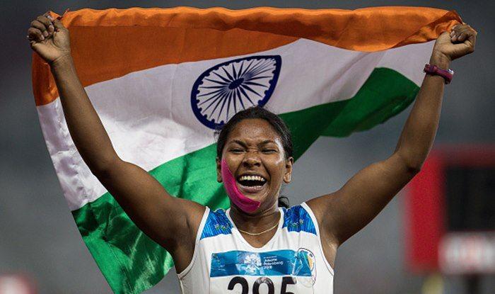 Swapna Barman, Asian Athletics Championships, Athletics Tournament, Hima Das, Jinson Johnson