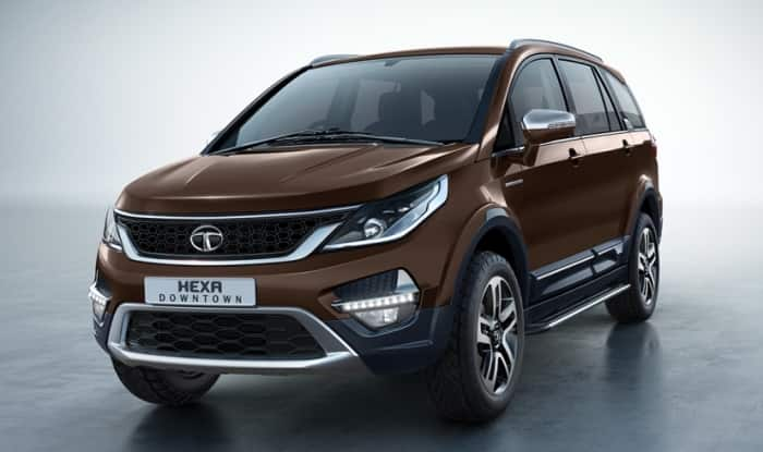 Tata Hexa Downtown Urban Special Edition Revealed; Launch Date, Price in India, Specs, Features