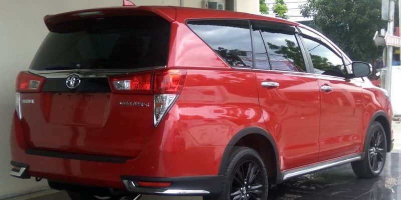 Toyota Innova Crysta Touring Sport: What we know so far
