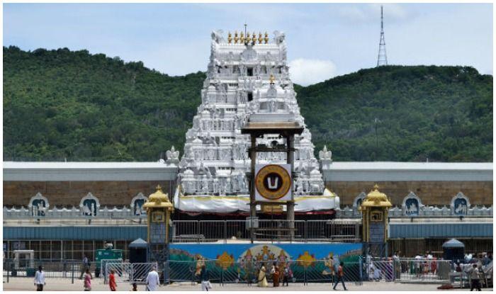Tirupati Temple Holds Purification Rituals After Lunar Eclipse
