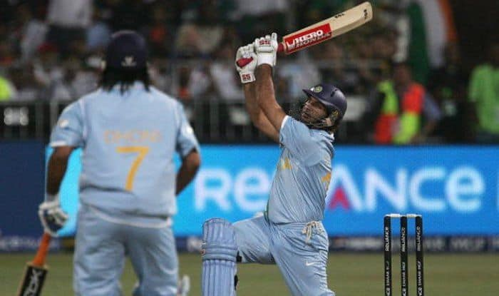 September 19, 2007: 11 Years Ago, Yuvraj Singh Set Kingsmead on Fire With Six Consecutive Maximums Against England's Stuart Broad in World T20---Watch Video