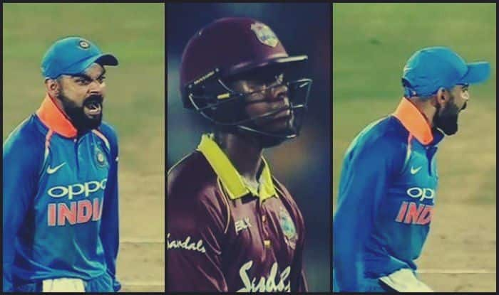 India vs West Indies 2nd ODI: Virat Kohli's 'Livid' Reaction After Shimron Hetmyer's Wicket Shows High Intensity And Passion — WATCH