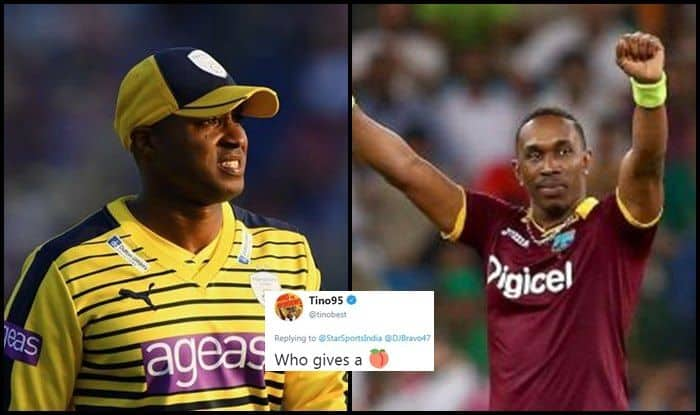 Tino Best on Dwayne Bravo's International Retirement: Who Gives a Damn
