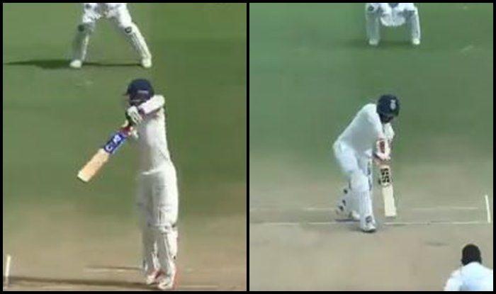India vs West Indies 2nd Test Day 3: How Jason Holder Picked Ajinkya Rahane, Ravindra Jadeja in One Over — WATCH