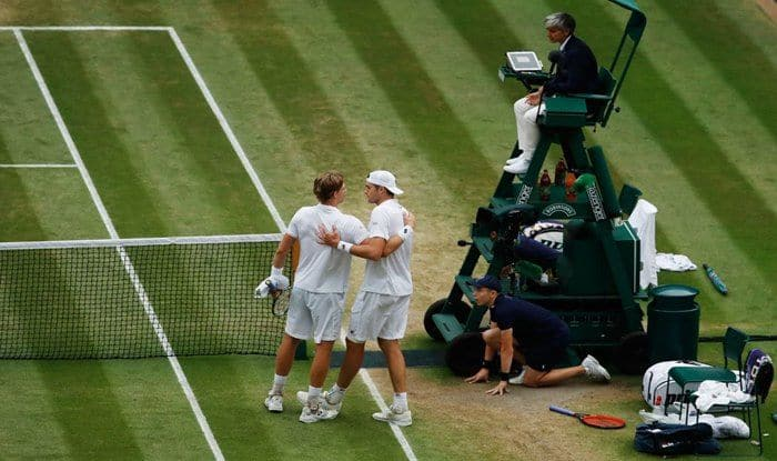 Wimbledon to Introduce Final Set Tie-Break From 2019: Decision Comes After John Isner-Kevin Anderson's Record 6.5 Hours Semi-Finals in 2018