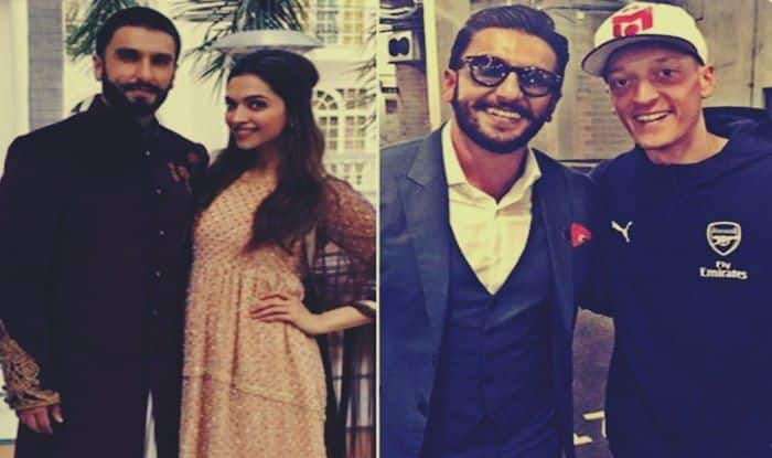 Arsenal's Mesut Ozil Plans to Visit India to Meet Ranveer Singh, is Attending Actor's Marriage With Deepika Padukone on The Cards?