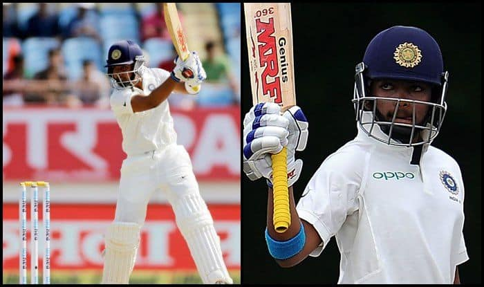 India vs West Indies 1st Test Day 1 Rajkot: Prithvi Shaw Slams 50, Becomes Youngest to Score Fifty-Plus Runs on Test Debut For India And Other Records — WATCH