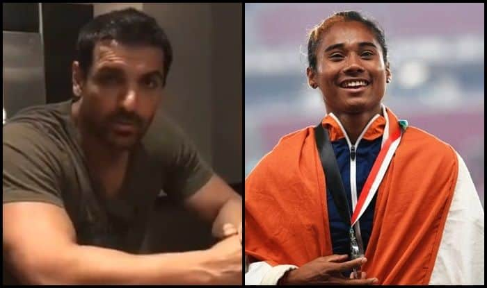 ISL 2018 NorthEast United FC vs FC Goa: Actor John Abraham Has a Message For Team And Promises Hima Das Would be There in Fan Park — WATCH