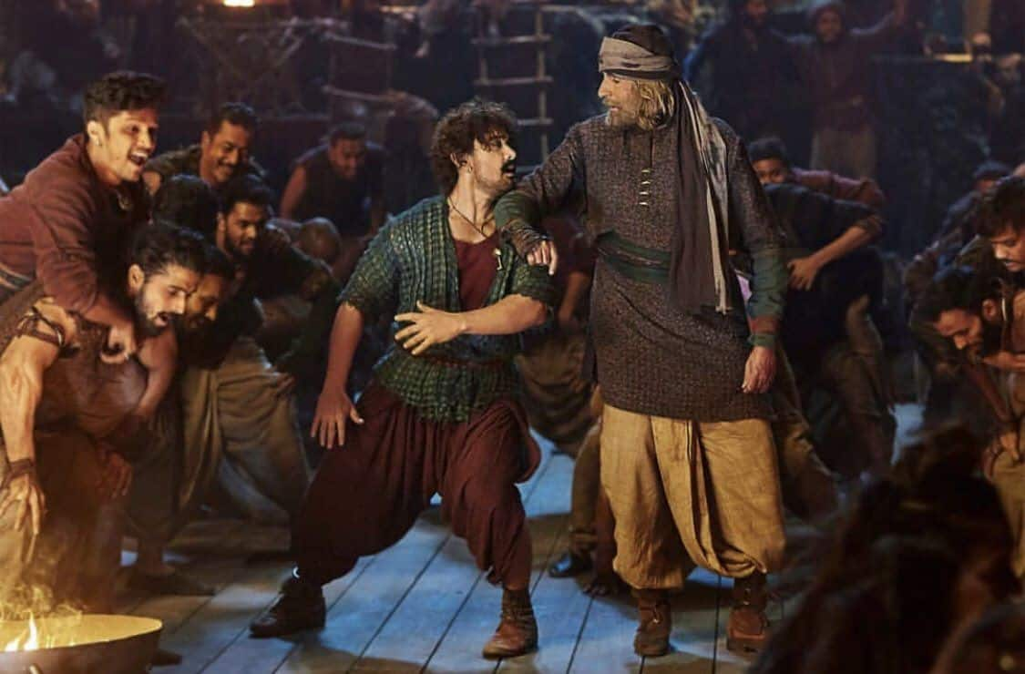 Thugs of Hindostan Box Office Collection Day 3: Aamir Khan And Amitabh Bachchan Starrer Enters Rs 100 Crore Club Despite Mixed Reviews