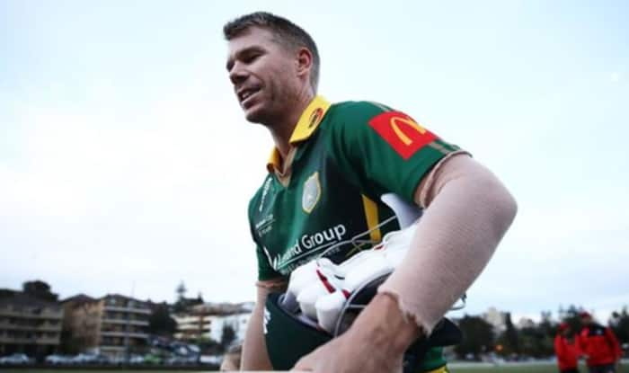 David Warner: Banned Australian Cricketer Walks Off Field After 'Sledging Incident' in Club Game
