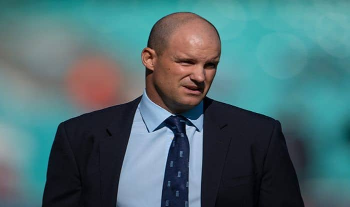 File Image of Andrew Strauss
