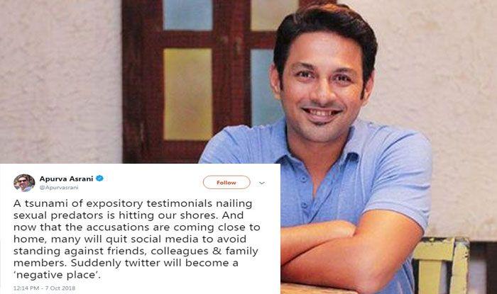 Is Filmmaker Apurva Asrani Taking a Dig at Sonam Kapoor For Her Twitter Break? Check Out His Tweet
