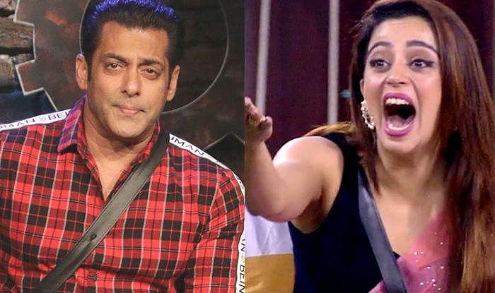 Bigg Boss 12 October 14 Weekend Ka Vaar Written Update: Salman Khan Asks Nehha Pendse to Leave The Show, Dipika Kakar Gets Emotional Upon Nehha's Eviction