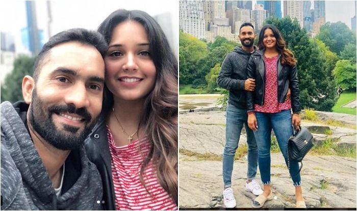 Move Over Virat Kohli And Anushka Sharma, Dinesh Karthik And Dipika Pallikal Are Redefining Couple Goals | SEE PICS