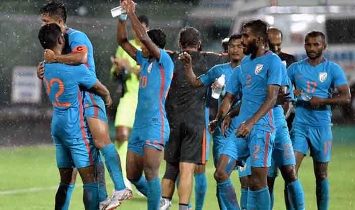 Sunil Chhetri-Led India to Take on Higher-Ranked Oman in Friendly Football Match