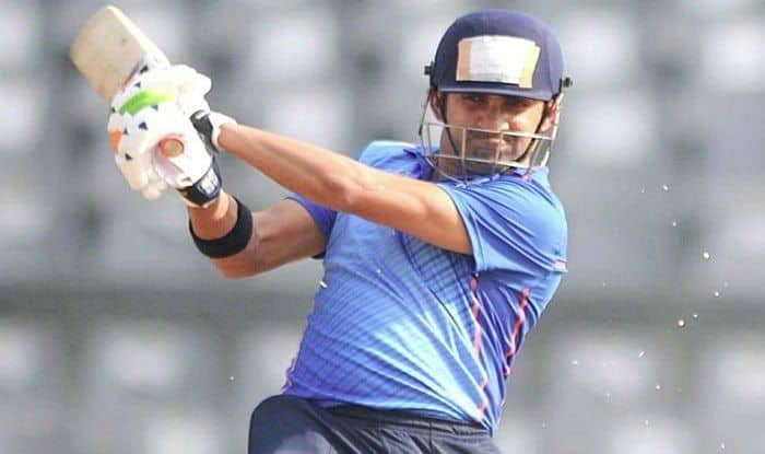 Ranji Trophy 2018-19: Gautam Gambhir Steps Down as Delhi Captain, Nitish Rana Set to Replace Him