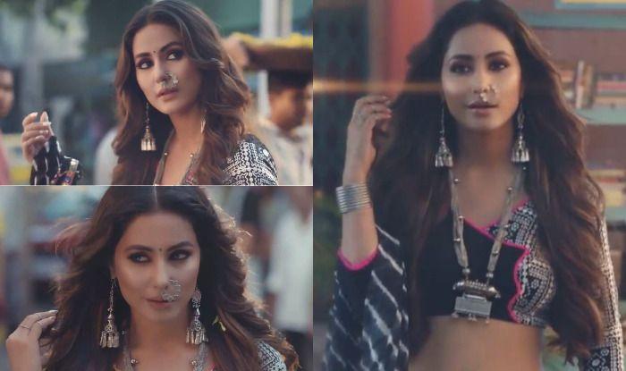 Kasautii Zindagii Kay: Hina Khan is Here to Raise TRPs, Twitter Goes Berserk Over Actress' Hot Komolika Look